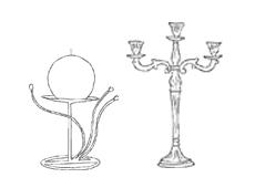 candele e accessori Graziani - accessori per candele