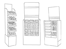 candele e accessori Graziani - soluzioni per retail