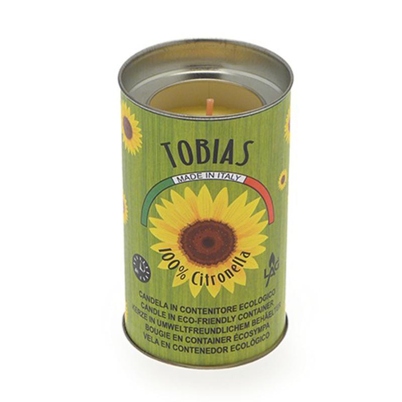 candele alla citronella da interno - cero ecologico