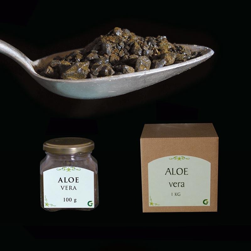 resine e prodotti aromatici - ALOE