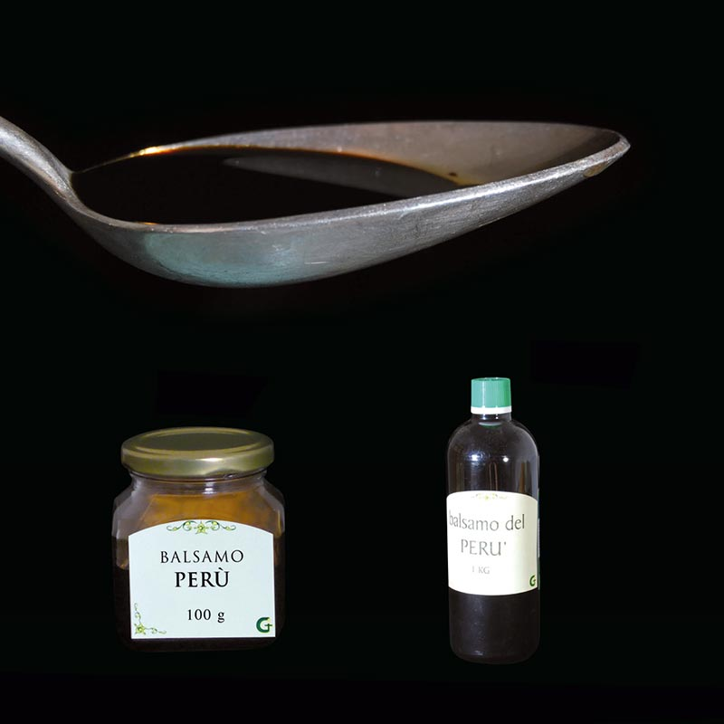 resine e prodotti aromatici - BALSAMO DEL PERU