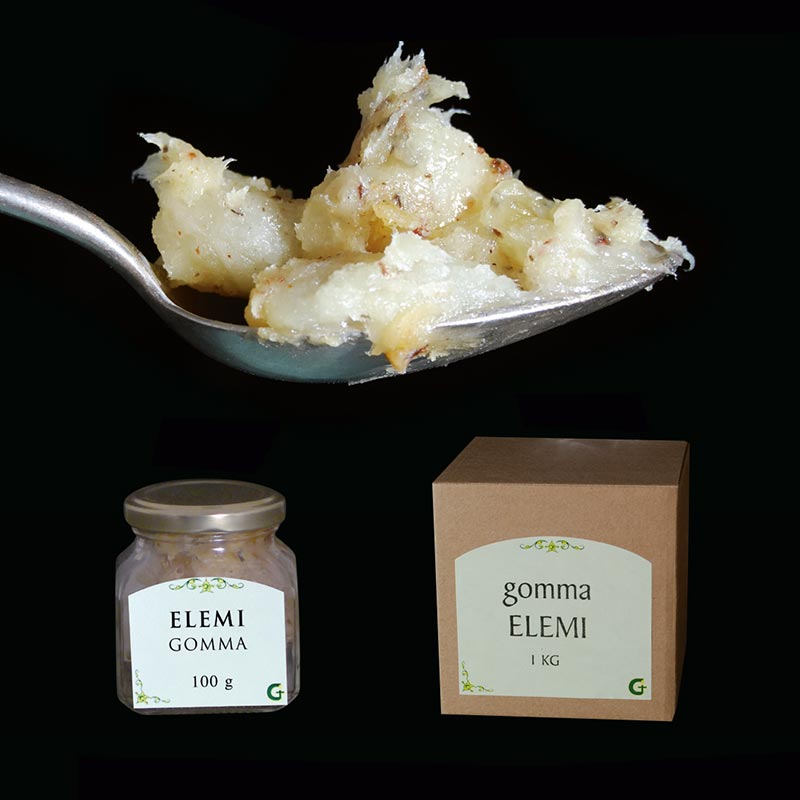 resine e prodotti aromatici - ELEMI