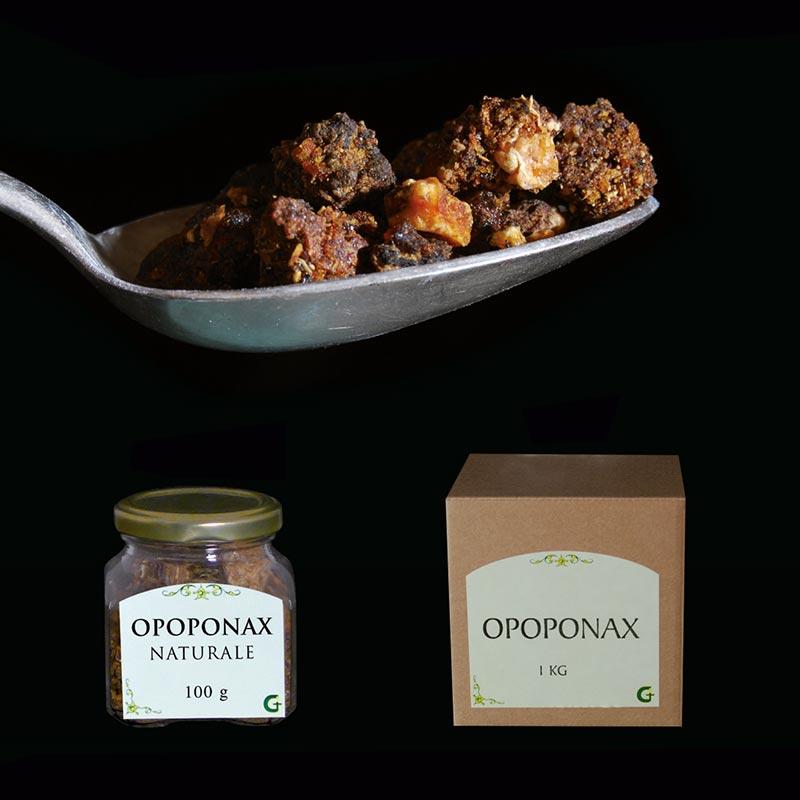 resine e prodotti aromatici - OPOPONAX