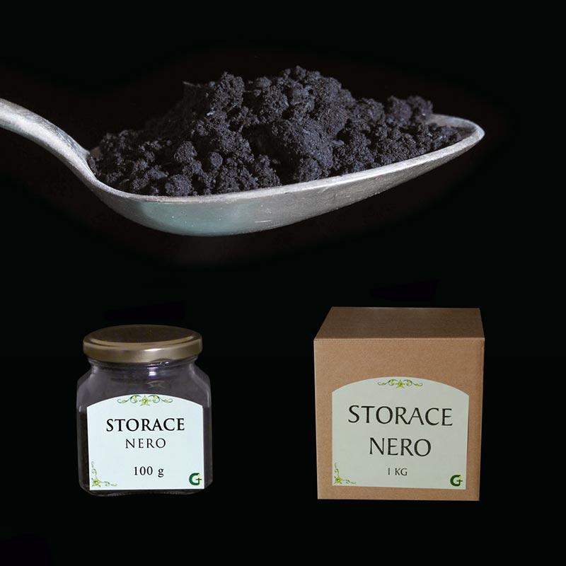 resine e prodotti aromatici - STORACE NERO
