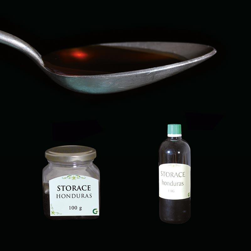 resine e prodotti aromatici - STORACE HONDURAS